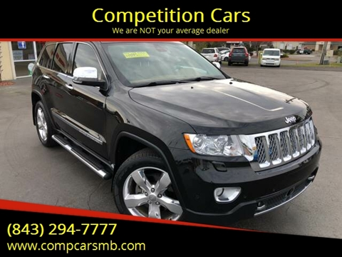 2013 Jeep Grand Cherokee for sale in Myrtle Beach, SC
