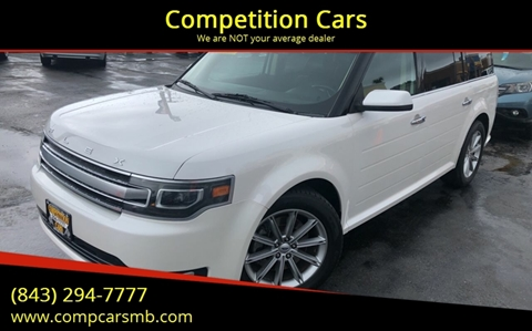 2013 Ford Flex for sale in Myrtle Beach, SC