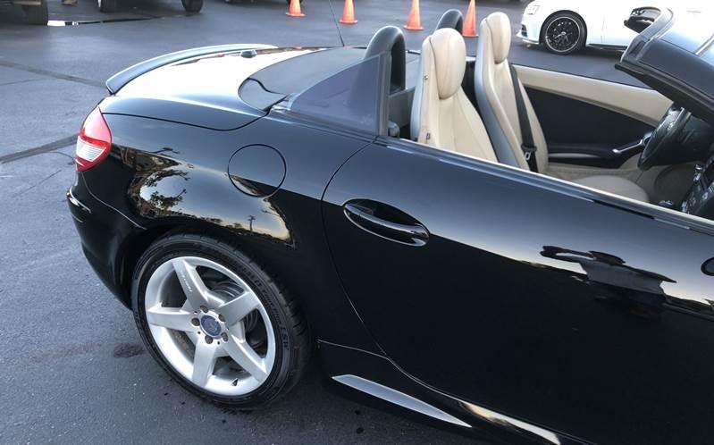 2007 Mercedes-Benz Slk SLK 350 2dr Convertible In Myrtle ...