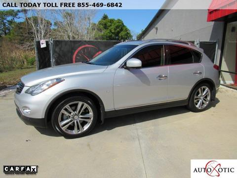 2014 Infiniti QX50 for sale in Sarasota, FL