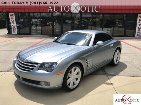 2005 Chrysler Crossfire for sale in Sarasota, FL