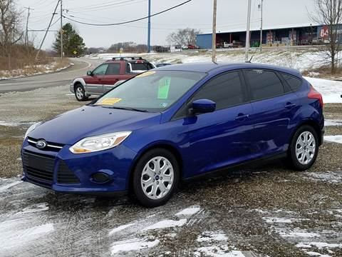 2012 Ford Focus For Sale In Mount Pleasant Pa