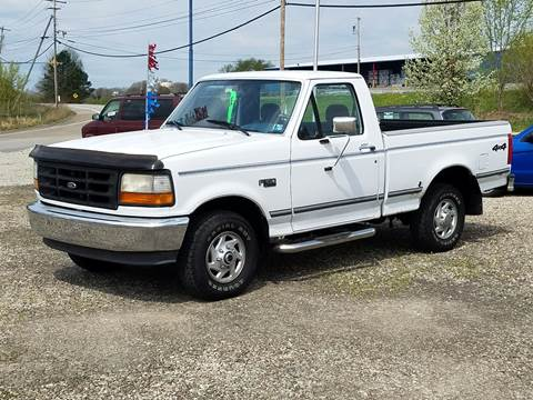 1995 Ford F-150 for sale in Mount Pleasant, PA