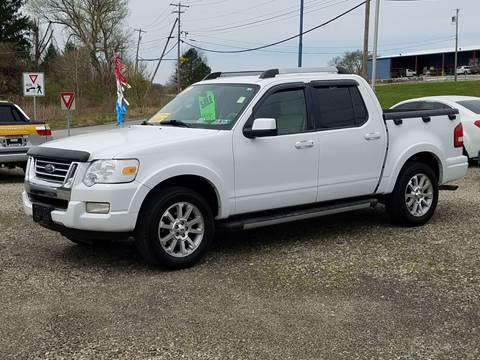 2007 Ford Explorer Sport Trac for sale in Mount Pleasant, PA