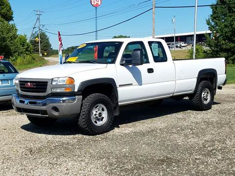 2006 GMC Sierra 2500HD for sale in Mount Pleasant, PA