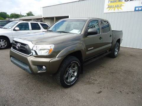 2013 Toyota Tacoma for sale in Ferguson, KY