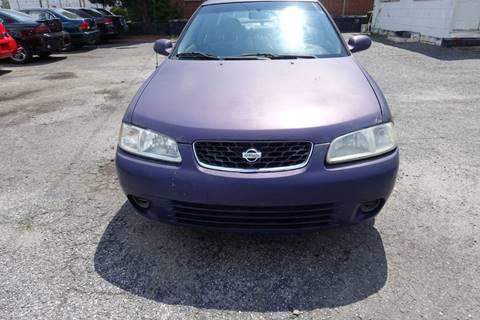 2001 Nissan Sentra for sale in Salisbury, NC