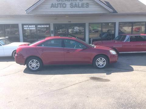 2005 Pontiac G6 for sale in Middletown, OH