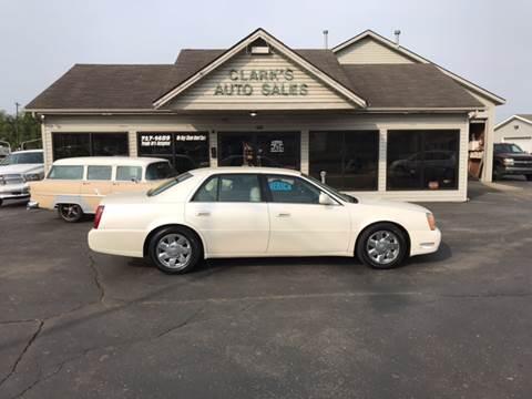 2002 Cadillac DeVille For Sale - Carsforsale.com®