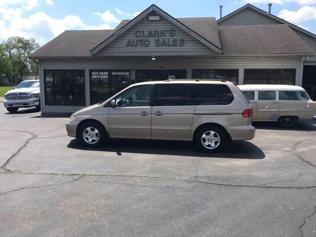 2001 Honda Odyssey EX 4dr Mini Van   Middletown OH