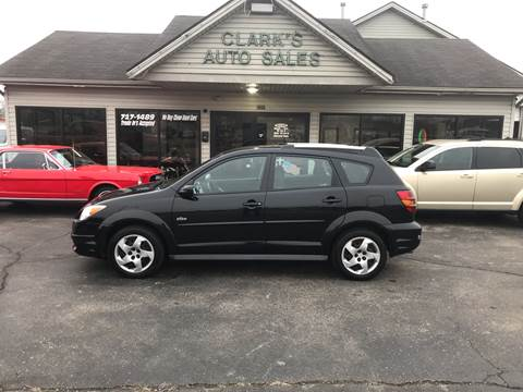 2006 Pontiac Vibe for sale in Middletown, OH
