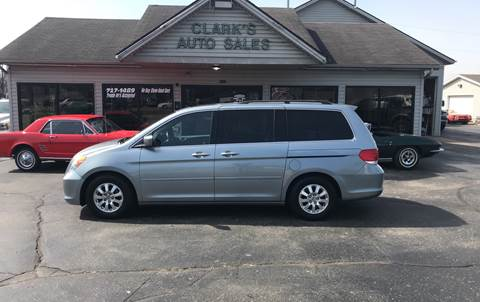 2008 Honda Odyssey for sale in Middletown, OH