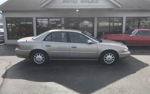 2003 Buick Century for sale at Clarks Auto Sales in Middletown OH