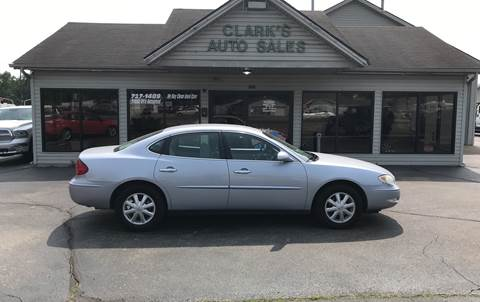 2005 Buick LaCrosse for sale at Clarks Auto Sales in Middletown OH
