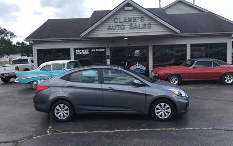 2017 Hyundai Accent for sale in Middletown, OH