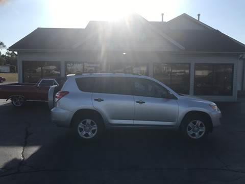 2010 Toyota RAV4 for sale at Clarks Auto Sales in Middletown OH