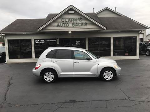 2006 Chrysler PT Cruiser for sale at Clarks Auto Sales in Middletown OH