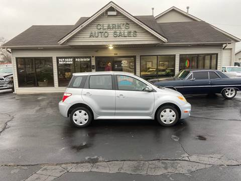 2006 Scion xA for sale at Clarks Auto Sales in Middletown OH