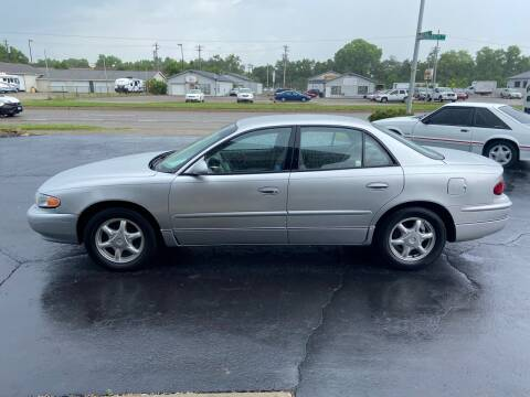 2004 Buick Regal for sale at Clarks Auto Sales in Middletown OH