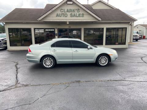 2006 Mercury Milan for sale at Clarks Auto Sales in Middletown OH