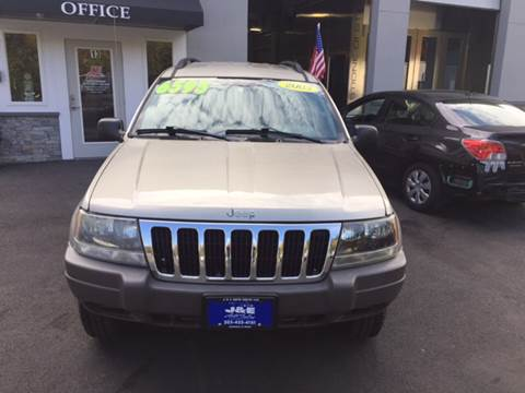 2003 Jeep Grand Cherokee for sale in Branford, CT