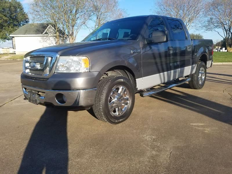 2008 Ford F-150 for sale at One Stop Car Sales in Houston TX