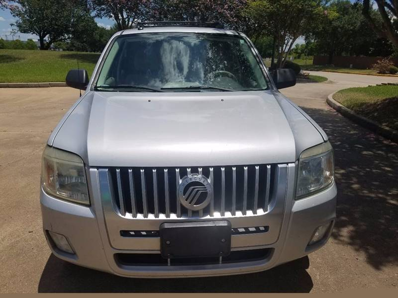 2008 Mercury Mariner for sale at One Stop Car Sales in Houston TX