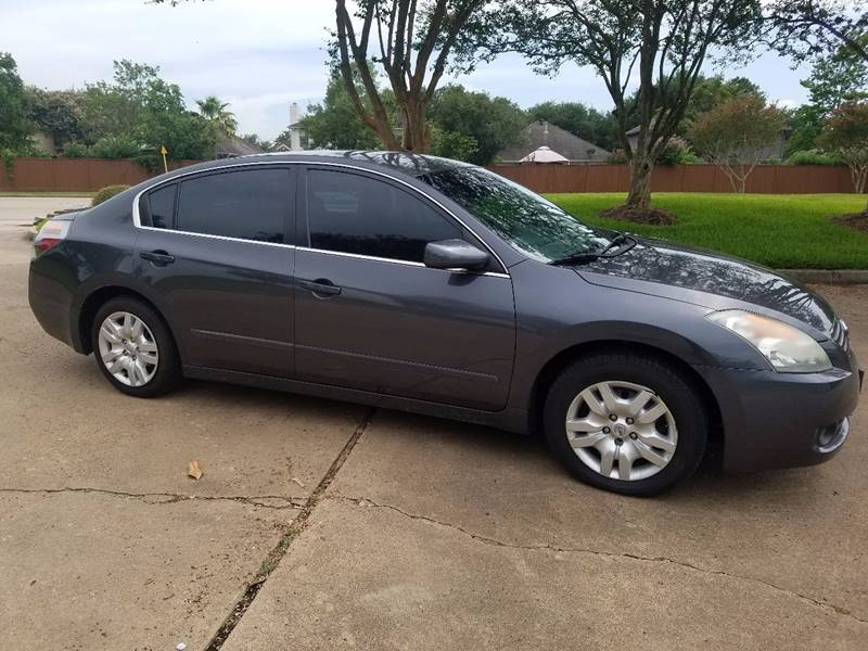 2009 Nissan Altima for sale at One Stop Car Sales in Houston TX