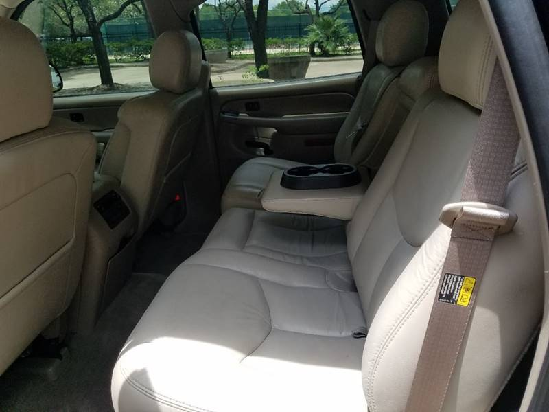 2004 GMC Yukon for sale at One Stop Car Sales in Houston TX