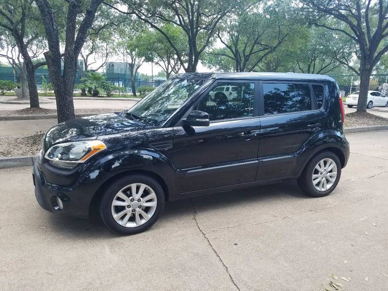 2012 Kia Soul for sale at One Stop Car Sales in Houston TX