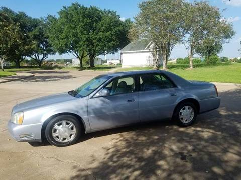 2004 Cadillac DeVille for sale at One Stop Car Sales in Houston TX