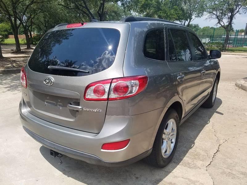 2011 Hyundai Santa Fe for sale at One Stop Car Sales in Houston TX