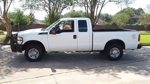 2011 Ford F-250 Super Duty for sale at One Stop Car Sales in Houston TX