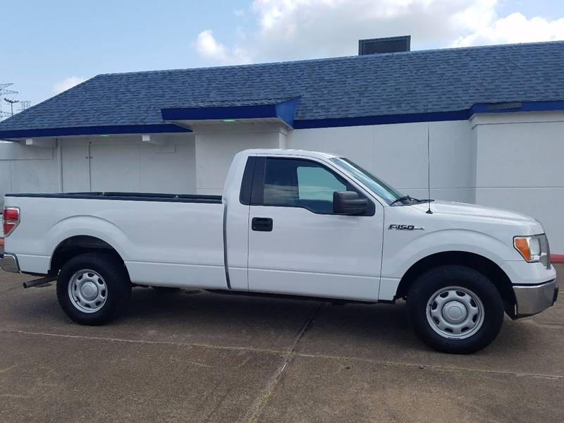 2010 Ford F-150 for sale at One Stop Car Sales in Houston TX