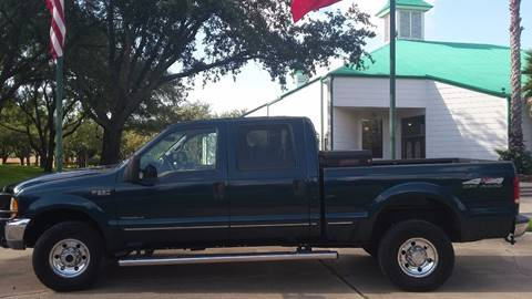 1999 Ford F-250 Super Duty for sale at One Stop Car Sales in Houston TX
