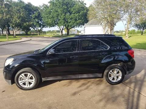 2010 Chevrolet Equinox for sale at One Stop Car Sales in Houston TX