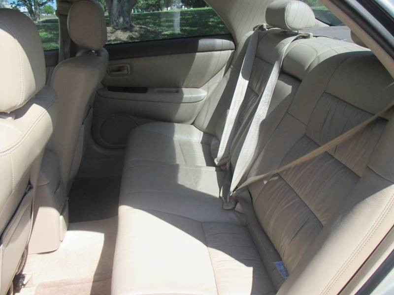 1999 Lexus ES 300 for sale at One Stop Car Sales in Houston TX
