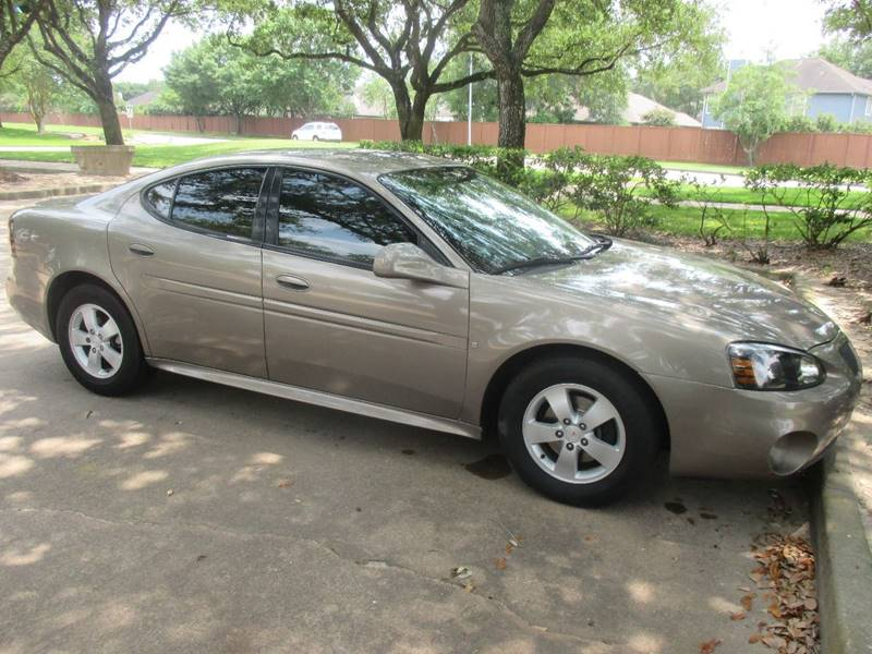 2006 Pontiac Grand Prix for sale at One Stop Car Sales in Houston TX