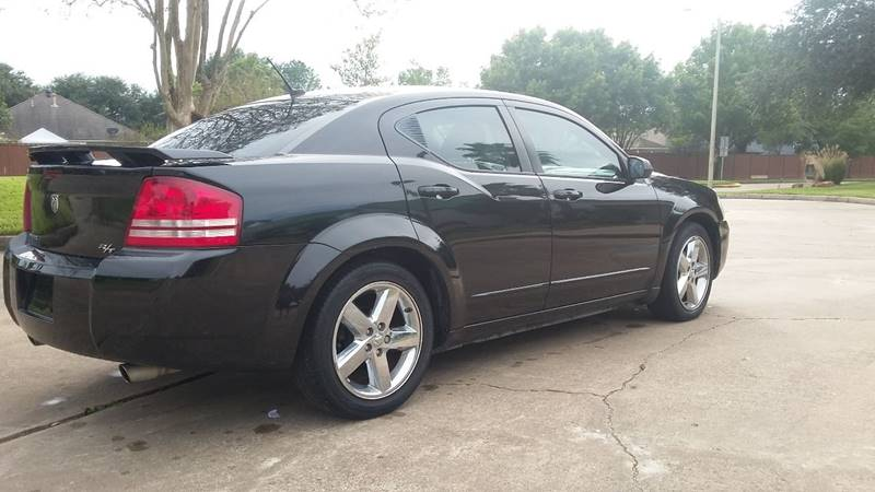 2008 Dodge Avenger for sale at One Stop Car Sales in Houston TX