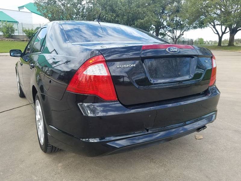 2010 Ford Fusion for sale at One Stop Car Sales in Houston TX