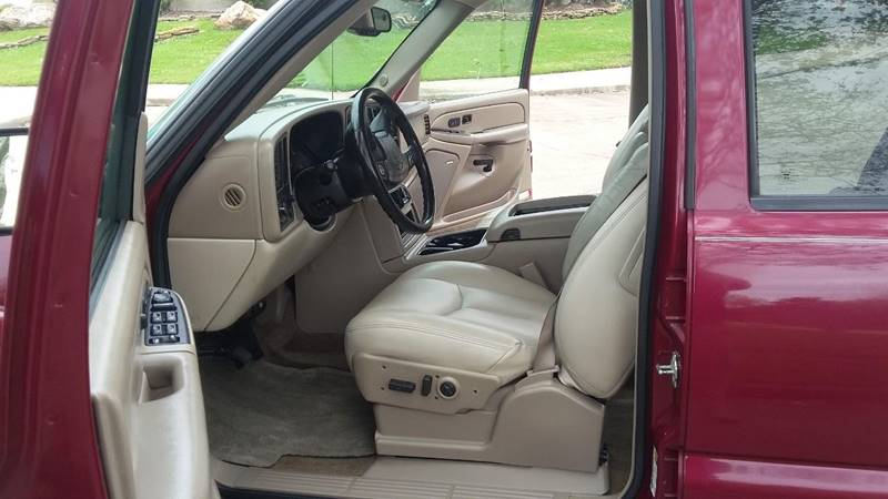 2005 Chevrolet Tahoe for sale at One Stop Car Sales in Houston TX