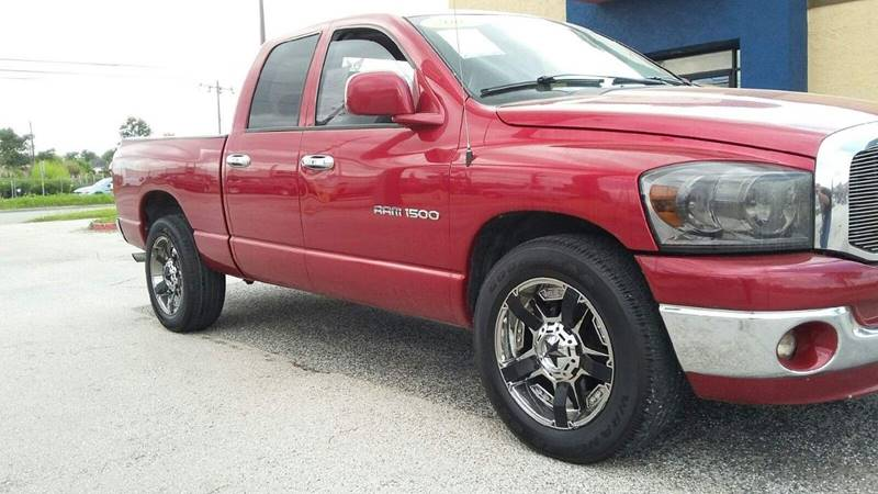 2007 Dodge Ram Pickup 1500 for sale at One Stop Car Sales in Houston TX