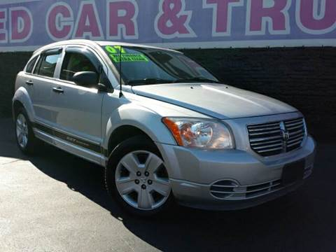 2007 Dodge Caliber for sale at B & R Motor Sales in Chicago IL