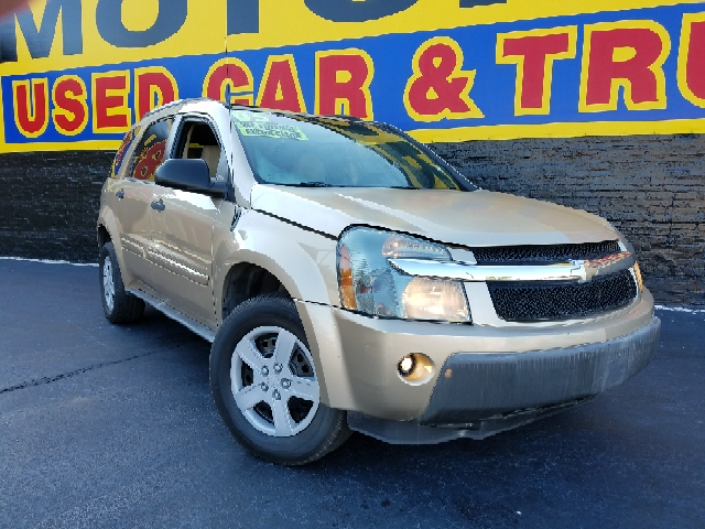 2005 Chevrolet Equinox for sale at B & R Motor Sales in Chicago IL