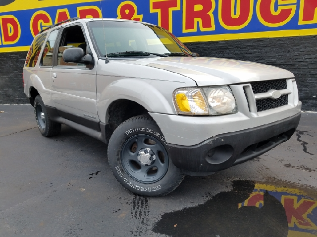 2002 Ford Explorer Sport for sale at B & R Motor Sales in Chicago IL