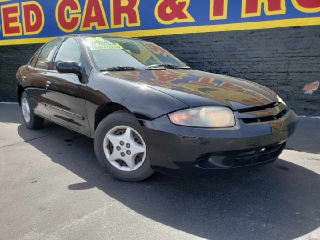 2004 Chevrolet Cavalier for sale at B & R Motor Sales in Chicago IL