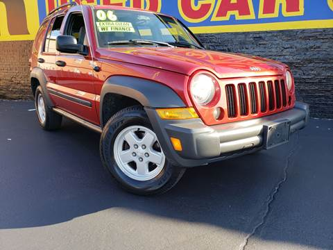 2006 Jeep Liberty for sale at B & R Motor Sales in Chicago IL