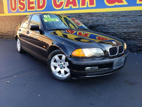 2001 BMW 3 Series for sale at B & R Motor Sales in Chicago IL