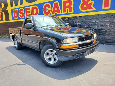 1999 Chevrolet S-10 for sale at B & R Motor Sales in Chicago IL