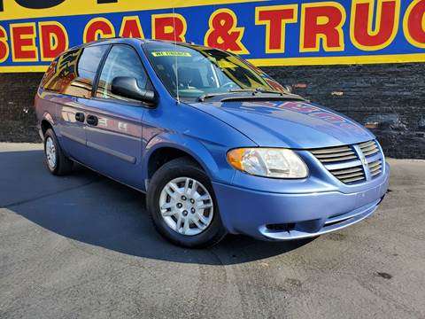 2007 Dodge Grand Caravan for sale at B & R Motor Sales in Chicago IL
